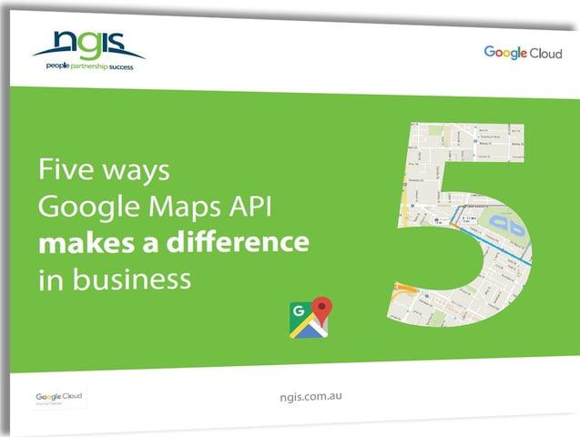 five ways google whitepaper